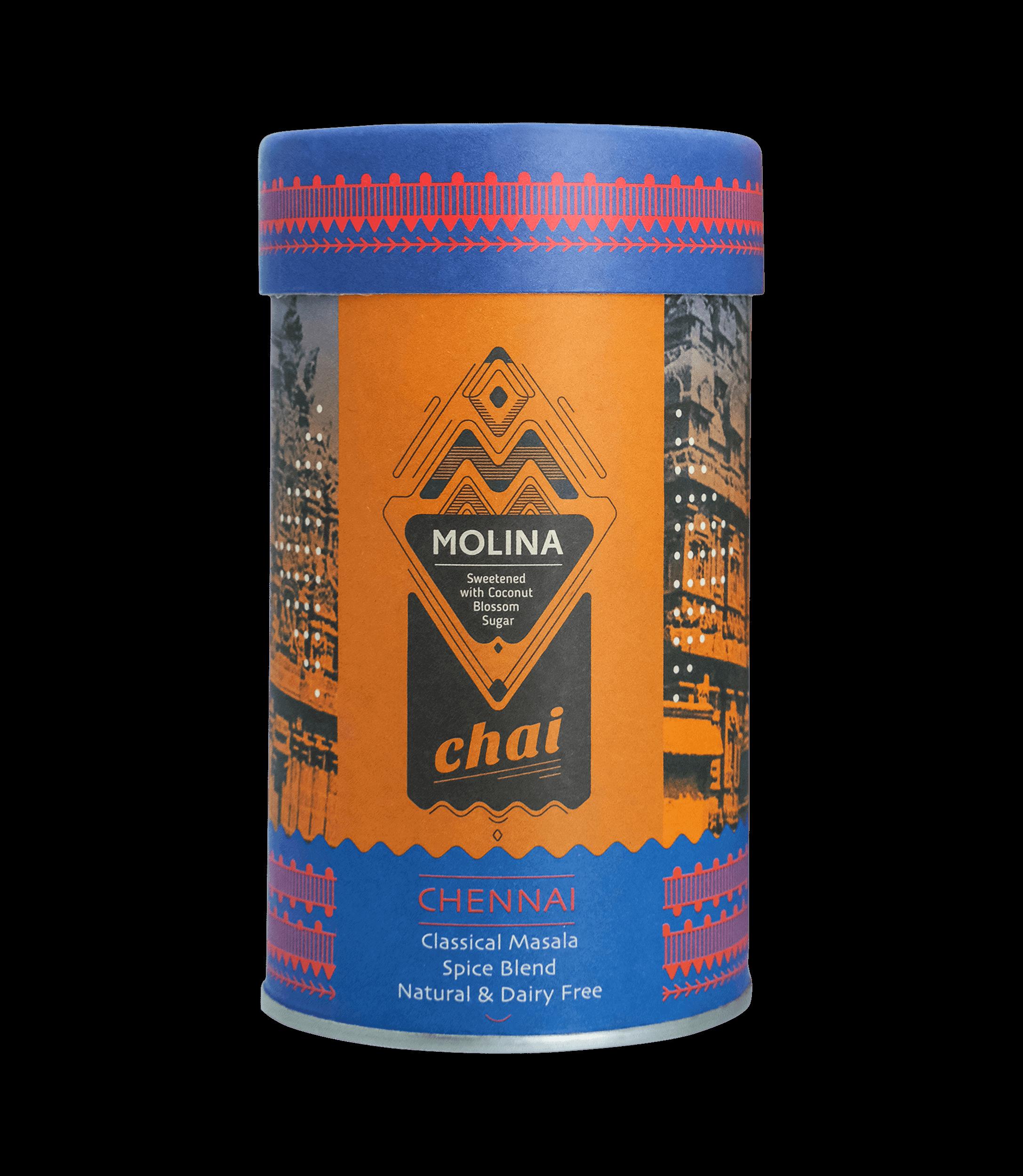 Molina Chai Chennai Vegan