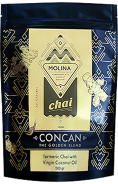 Molina Chai Concan The Golden Blend  Vegan - 500g